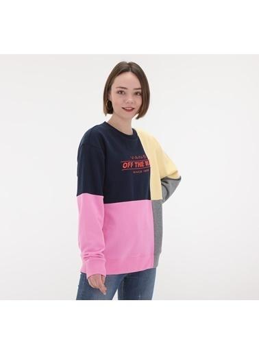 Vans Sweatshirt Pembe